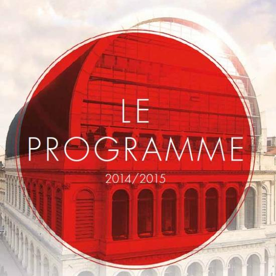 Opera lyon programme