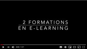 Video presentation e learning